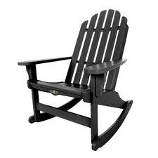 Essentials Adirondack Rocking Chair