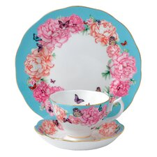 "Miranda Kerr 8"" Devotion 3 Piece Tea Place Setting"