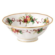 Old Country Roses Holiday Serving Bowl