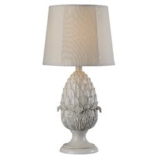 """Artichoke Outdoor 30"""" H Table Lamp with Empire Shade"""