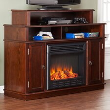 Lincoln TV Stand with Electric Fireplace