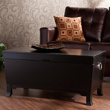 Collins Trunk Coffee Table with Lift Top
