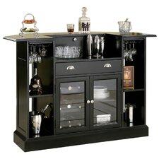 Deblois Bar with Wine Storage
