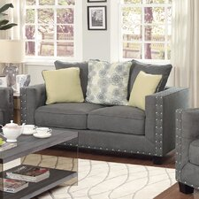 Shayla Tufted Loveseat