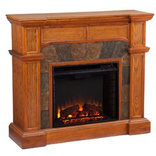 Market Electric Fireplace I