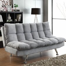 Convertible Sofa in Light Grey