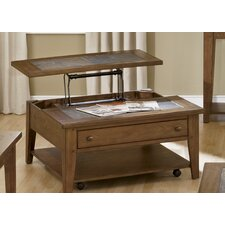 Hearthstone II Occasional Coffee Table with Lift Top