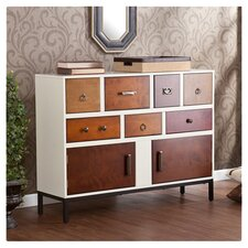 7 Drawer Accent Chest