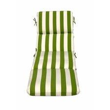 Maxim Outdoor Sunbrella Chaise Lounge Cushion