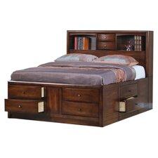 Newport Storage Panel Bed