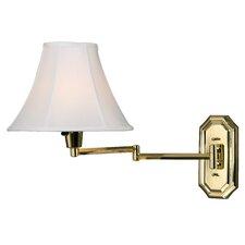 Camelia Swing Arm Wall Lamp