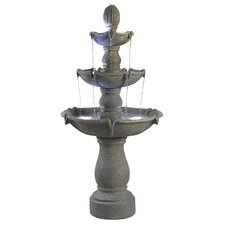 Carroll Outdoor Floor Fountain