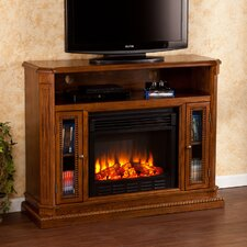 Delaney TV Stand with Electric Fireplace