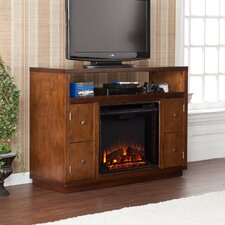 Brentford TV Stand with Electric Fireplace