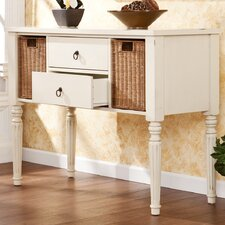 Caitlyn 2 Drawer Console Table