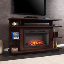 Baker Media Electric Fireplace