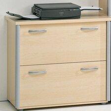 2-Drawer Comet File Cabinet