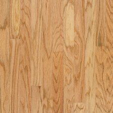 "3"" Engineered Red Oak Hardwood Flooring in Natural"