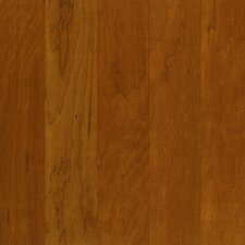 "5"" Engineered Cherry Hardwood Flooring in Woodside Brown"