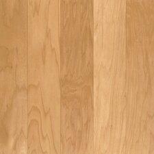 "5"" Engineered Maple Hardwood Flooring in Natural"