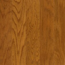 "5"" Engineered Red Oak Hardwood Flooring in Bronze Tone"