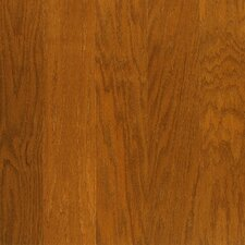 "5"" Engineered Red Oak Hardwood Flooring in Spiced Cinnamon"