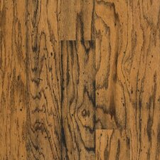 "5"" Engineered Red Oak Hardwood Flooring in Mojave"