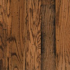 "5"" Engineered Red Oak Hardwood Flooring in Cimarron"