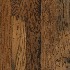 "5"" Engineered Red Oak Hardwood Flooring in Durango"