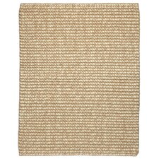 Simone Hand-Woven Jute and Wool Area Rug