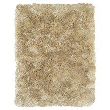 Alisenne  Hand-Tufted Cream Area Rug