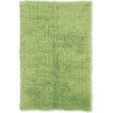 Arman Hand woven Lime Green Area Rug