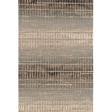 Cassaday Hand woven Brown/Tan Area Rug