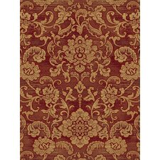Darby  Red Area Rug