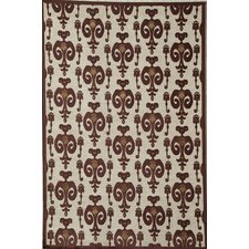 Darissa  Red Area Rug