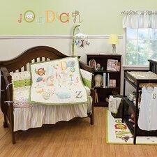 14 Piece Crib Bedding Set