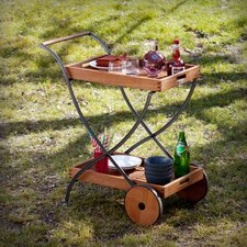 Landon Bar Serving Cart