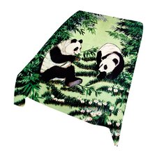 Mink Duke Panda Blanket