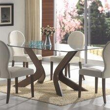 Shapleigh 5 Piece Dining Set