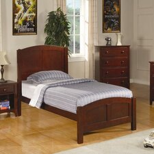 Perry Twin Panel Customizable Bedroom Set