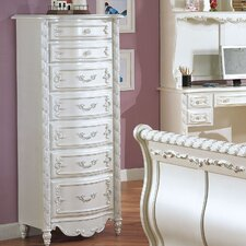 Pearl 7-Drawer Lingerie Chest