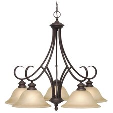 Emory 5 Light Nook Chandelier