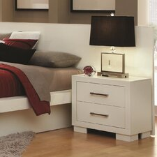 Bay Pier Platform Bed with Rail Seating and Lights