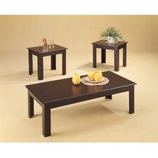 Ironside 3 Piece Coffee Table Set