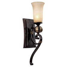 Central 1 Light Wall Sconce