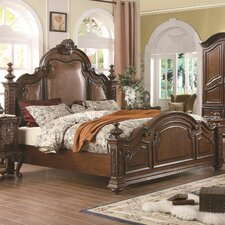Ramses Panel Bed