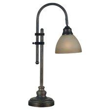 """Callahan 28"""" H Table Lamp with Bowl Shade"""