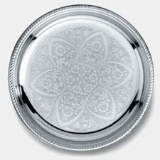 Ufficio Tecnico Mercurio Decorated Saucer (Set of 6)