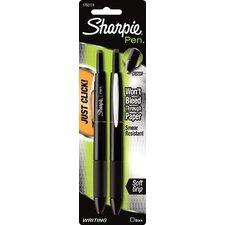 Sharpie Pen in Black (Set of 6)