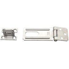 Stainless Steel Safety Hasp
